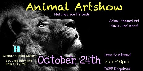 Animal Artshow tickets
