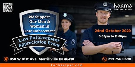 Law Enforcement Appreciation Event tickets