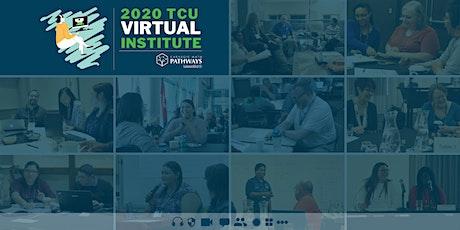 2020 TCU Virtual Institute tickets