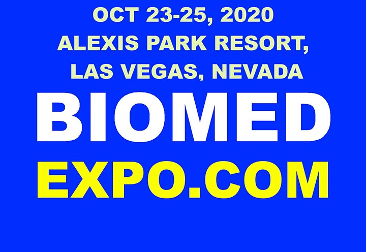 BIOMED EXPO WITH QUANTUM CONSCIOUSNESS  image