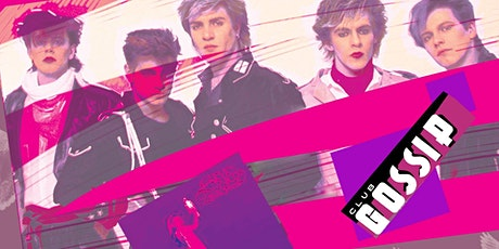 Duran Duran Night  the 80's new wave dance party tickets