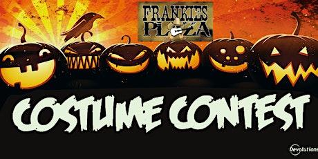 Frankies 2020 Halloween Costume Contest tickets