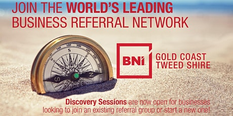 BNI Discovery Session for Broadbeach tickets