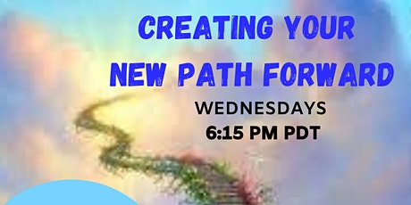 Creating Your New Path Forward - Explorations with Group Healing Session tickets