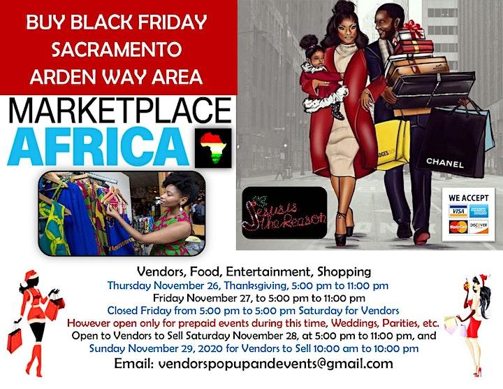 Buy Black Friday Sacramento Tickets Thu Nov 25 2021 At 5 00 Pm Eventbrite
