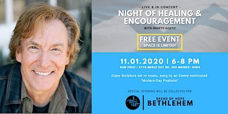 Marty Goetz - LIVE in Concert tickets