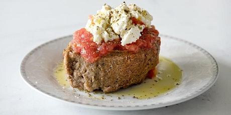 Online Cooking Class - Mediterranean diet & Greek cuisine tickets