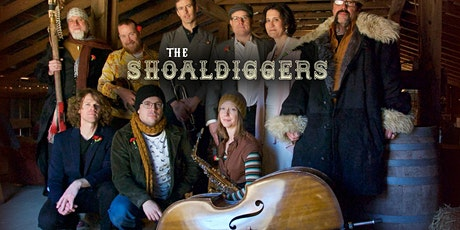 An Evening with the Shoaldiggers tickets