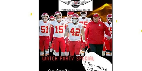 Chiefs Watch Party tickets