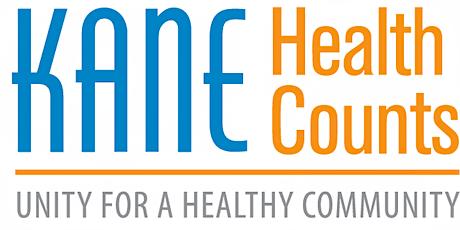 Discusión comunitario en español: Cómo desarrollar un Kane County saludable boletos