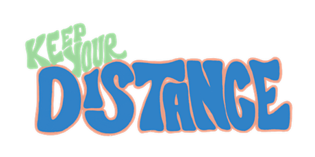 Keep Your Distance - A Socially Distanced Comedy Show Vol. 9 tickets