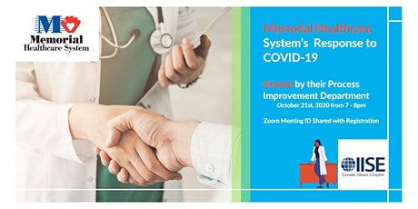 Memorial Healthcare System's Covid-19 Response tickets