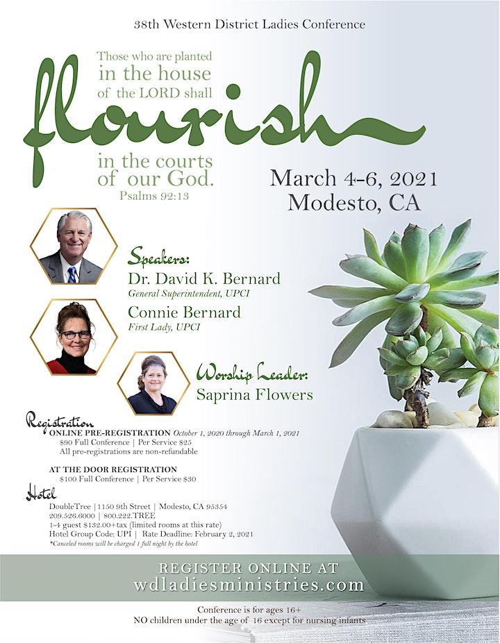 Flourish Ladies Conference image