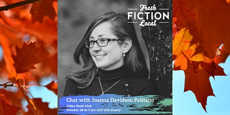 Video Book Club with Author Joanna Davidson Politano tickets