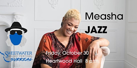 Surreal Live 2 - Measha Brueggergosman (with her trio) tickets
