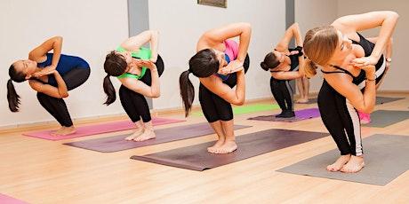 Vinyasa Power Yoga tickets