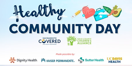Healthy Community Day tickets