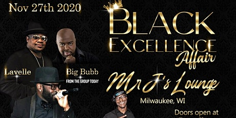 2nd Annual Black Excellence Affair tickets