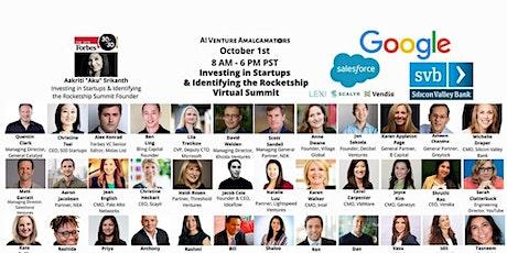 Investing in Startups+Diversity Roundtable SVB Google Salesforce tickets