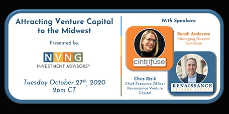 Attracting Venture Capital to the Midwest tickets