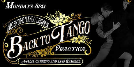 Monday Night Tango tickets