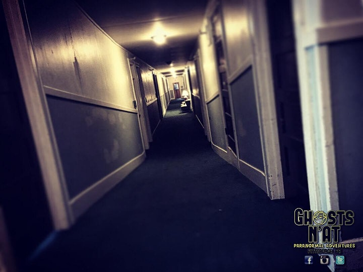 Hotel Conneaut Ghost Tours | Saturday April 17th 2021 image