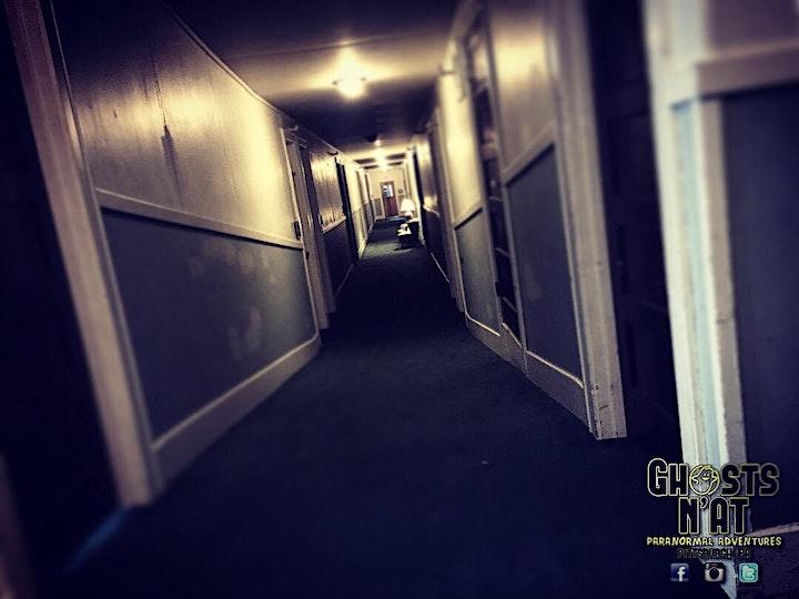Hotel Conneaut Ghost Tours | Saturday April 17th 2021 image