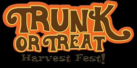 Copy of Trunk or Treat Harvest Fest tickets