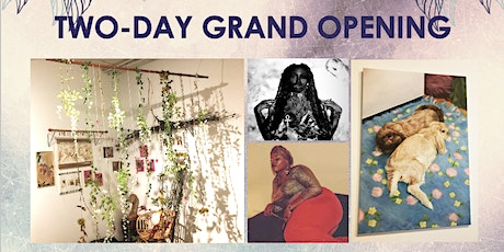 Mark West Gallery: Black-Owned Art Gallery Grand Opening Ceremony tickets