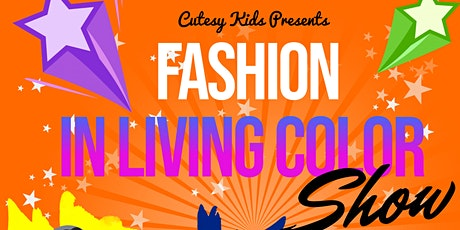 Fashion: In Living Color tickets