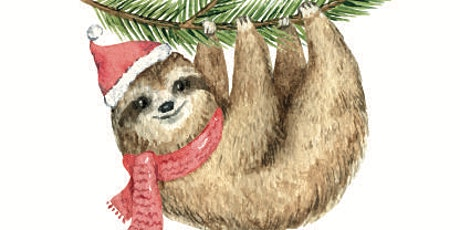 Xmas Sloth - The Boardwalk Bar & Nightclub (Dec 13 3pm) tickets