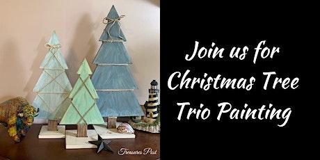 Christmas Tree Trio tickets