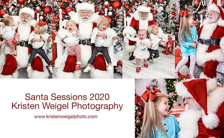 Santa Sessions 2020 KWP image