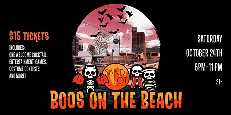 Boos on the Beach - Part II tickets