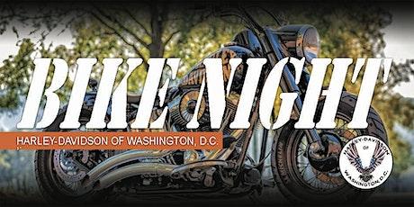 Bike Night at Harley-Davidson of Washington DC tickets