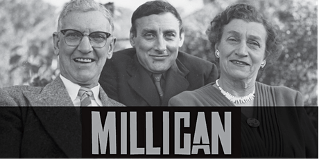 Library Online:  The Milligans of Woy Woy tickets