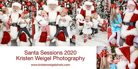 Santa Sessions 2020 KWP tickets