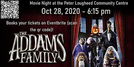 Movie Night! The Addams Family tickets