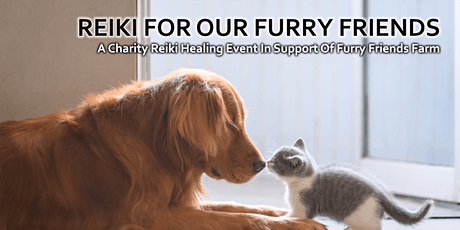 Reiki For Our Furry Friends tickets