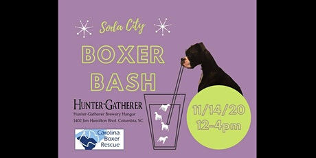 Soda City Boxer Bash tickets