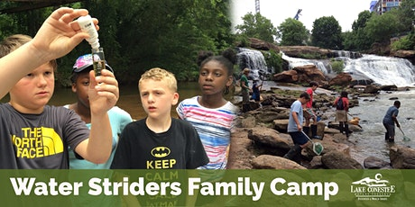 Water Striders Family Camp tickets