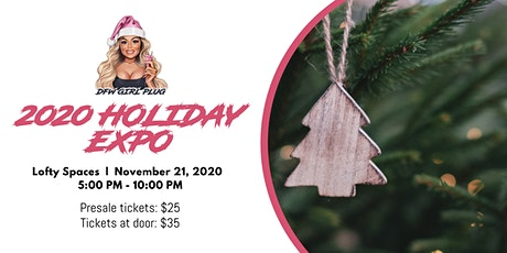 DFW Girl Plug 2020 Holiday Expo tickets