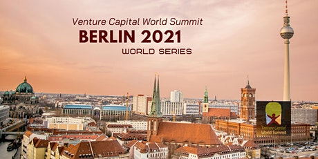 Berlin 2021 Q3 Venture Capital World Summit tickets