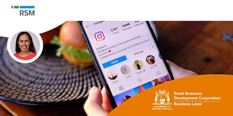 Instagram Essentials for Small Business (Geraldton) tickets