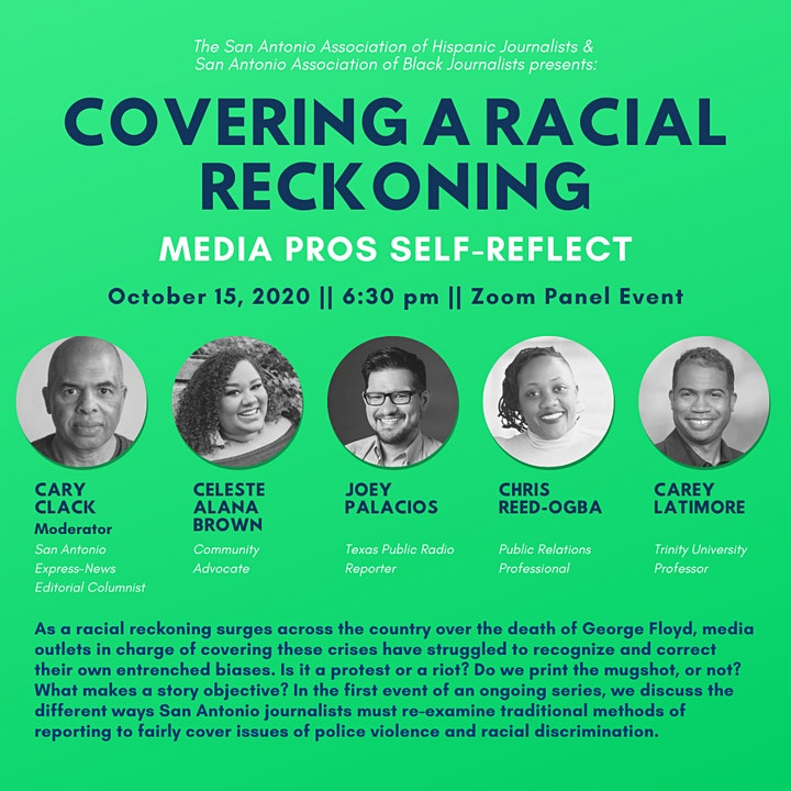 Covering a Racial Reckoning  -  Examining the Media image