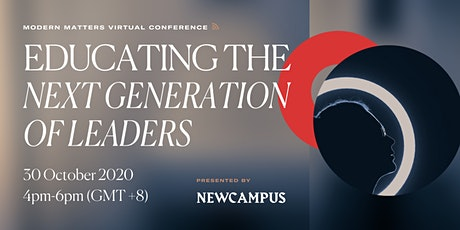 Educating the Next Generation of Leaders | Virtual Conference tickets