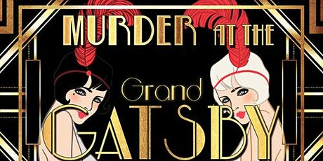 Murder at the Grand Gatsby Speakeasy tickets