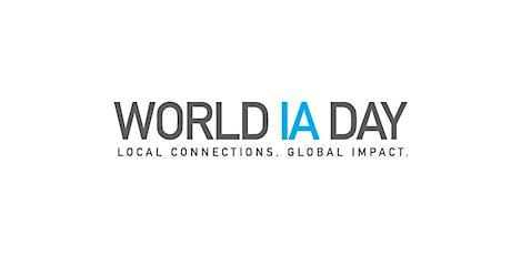 World Information Architecture Day (Eve!) Phoenix 2021 tickets