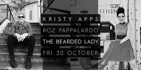 Kristy Apps and Roz Pappalardo tickets