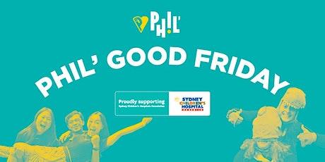 Phil Good Friday | Spooky Cluedo tickets